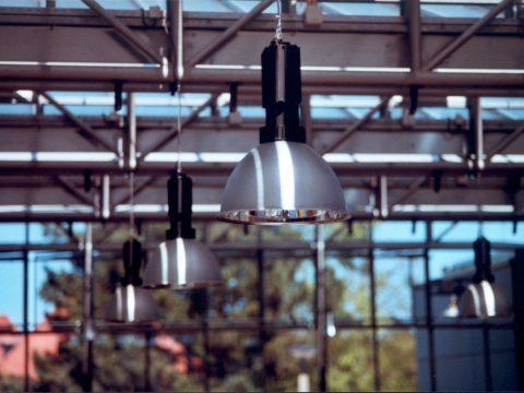 โคมไฟโรงงาน